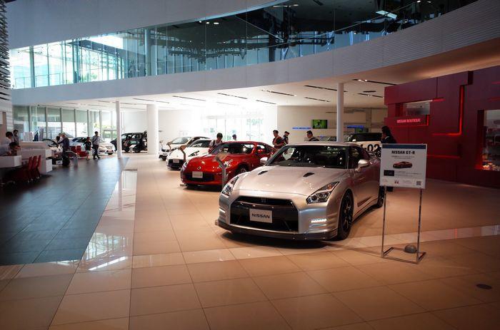 是日產汽車迷的聖地,小遊橫濱 Nissan Global Headquarter Gallery這篇文章的首圖