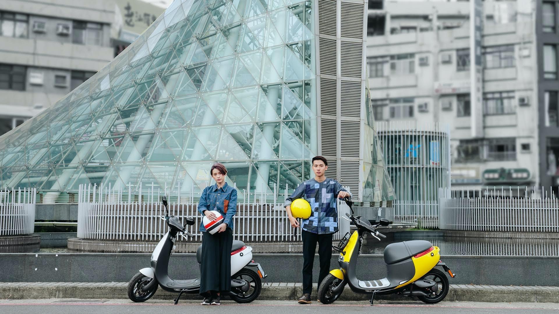是台灣六都布建即將到位, Gogoro 品牌概念店前進高雄、門市 12 月開始營運這篇文章的首圖