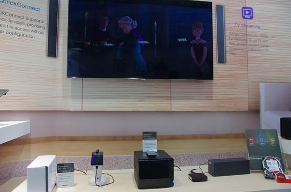是Computex 2014 : Synology 下半年 NAS 機種將更著重數位家庭應用,主打具 802.11ac 與路由器兼用能力這篇文章的首圖
