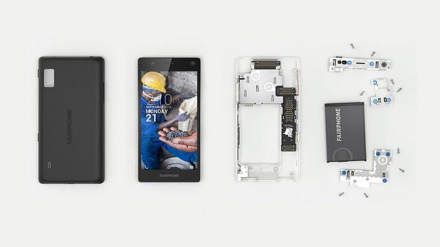 是以公平交易為號召、標榜可加購易毀損元件的 Fairphone這篇文章的首圖