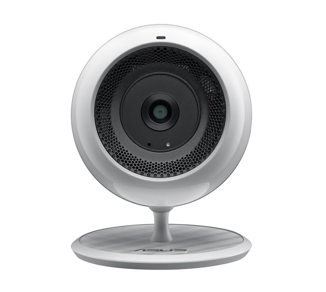 是華碩推出雲端攝影機 AiCam ,主打可輕鬆打造遠端監控系統這篇文章的首圖