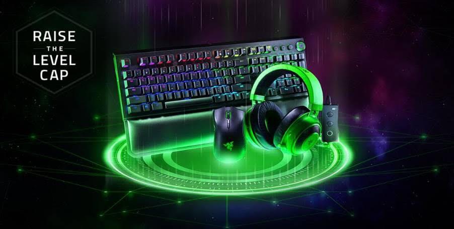 Razer Inc., Video Games, , Peripheral, eSports, Gamer, Computer keyboard, , , Game, Peripheral, technology, computer wallpaper, graphics, font, graphic design, laser, neon, sound