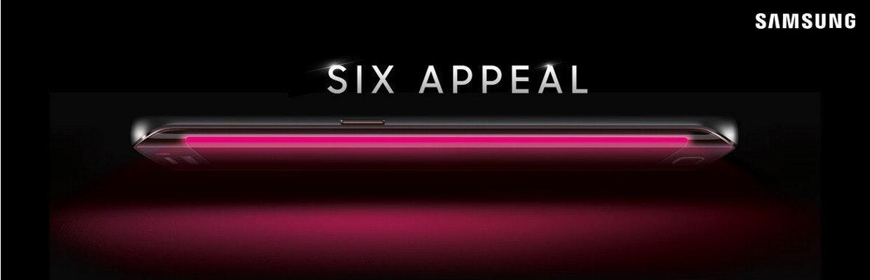 是邊緣曲面顯示上身! T-Mobile 釋出 Galaxy S6 預告網站這篇文章的首圖