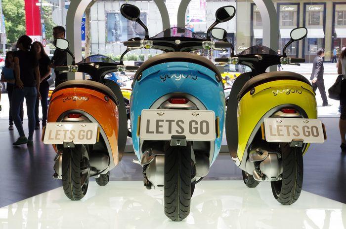 是Gogoro 宣布聖誕節 0 頭款 0 利率活動,同時將車主騎乘里程化為贊助環保講座基金這篇文章的首圖