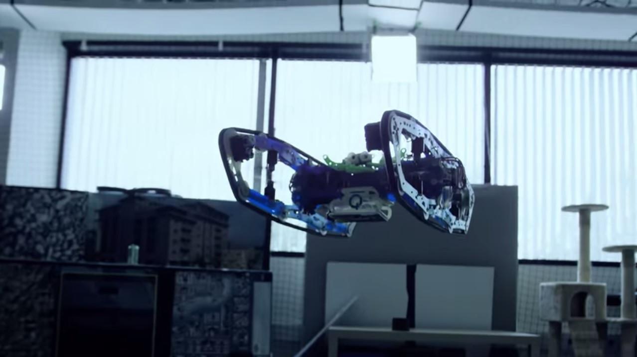 是CES 2015 : 機器人大未來,高通展出基於 Snapdragon 的飛行與滑行機器人 Snapdragon Cargo這篇文章的首圖