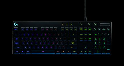 是擴大電競鍵盤產品線,羅技將推出具 Romer-G 機械軸與 RGB 發光之 G810 Orion Spectrum RGB 這篇文章的首圖