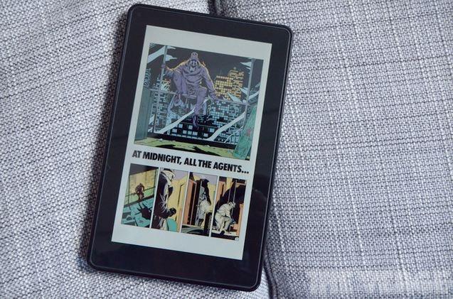 是Kindle Fire 即將把螢幕升級迎戰 Nexus 7這篇文章的首圖