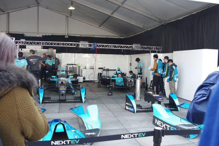 是電動車賽事最高峰、第二屆 Formula E 將於明日在北京奧林匹克公園開跑這篇文章的首圖