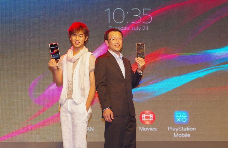 是Sony Mobile 台灣總經理:不光只是把手機螢幕做大,規格也要能吸引使用者才有意義這篇文章的首圖