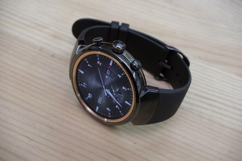 是電子時報:因為賣不好,華碩恐放棄 ZenWatch 智慧錶這篇文章的首圖