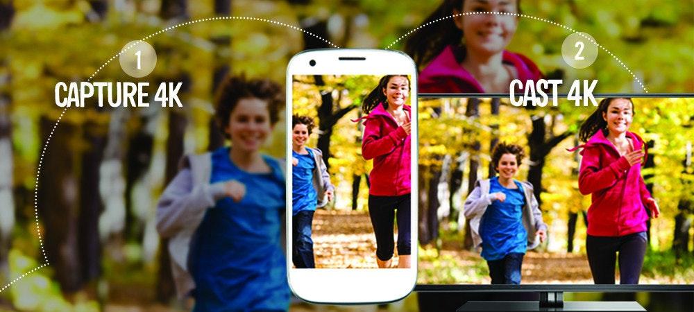 是使 4K 影像播放更便利,聯發科推出 4K 無線顯示技術 UltraCast這篇文章的首圖