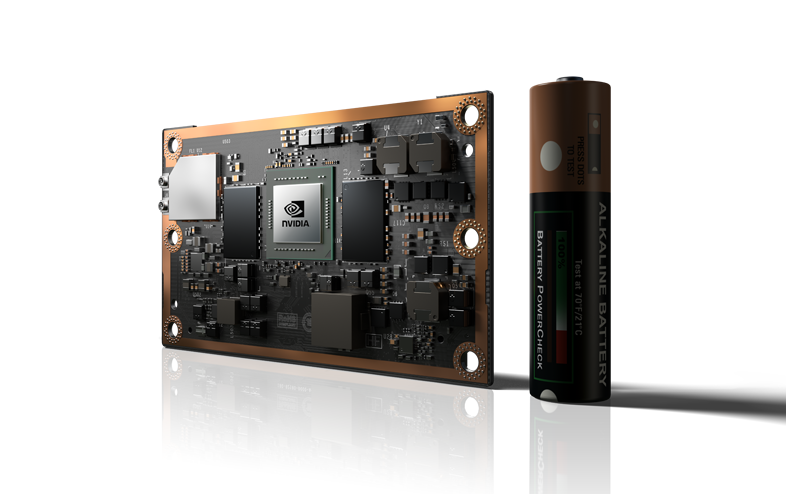 是嵌入式人工智慧大躍進, NVIDIA 推出具 Pascal 架構的 Jetson TX2 單板電腦這篇文章的首圖