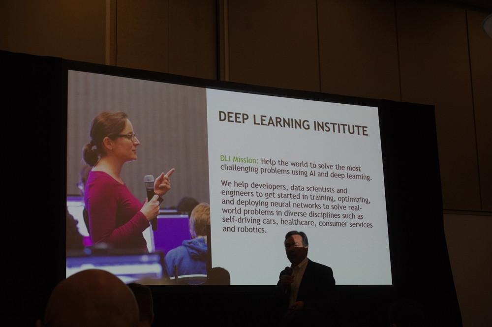 是GTC 2017 :NVIDIA 將透過 Deep Learning Institute 教育計畫,在今年培育 10 萬名 AI 人才這篇文章的首圖