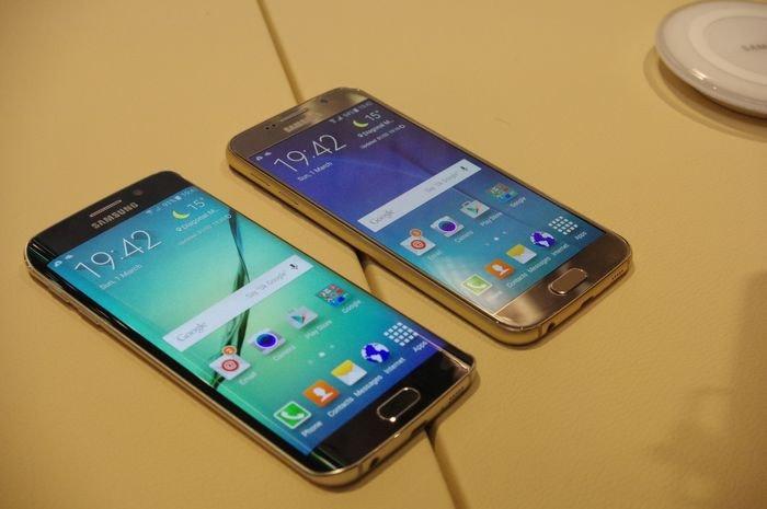 是MWC 2015 :追求玻璃與金屬混合的極薄工藝,三星發表 Galaxy S6 與雙曲面螢幕之 S6 Edge這篇文章的首圖