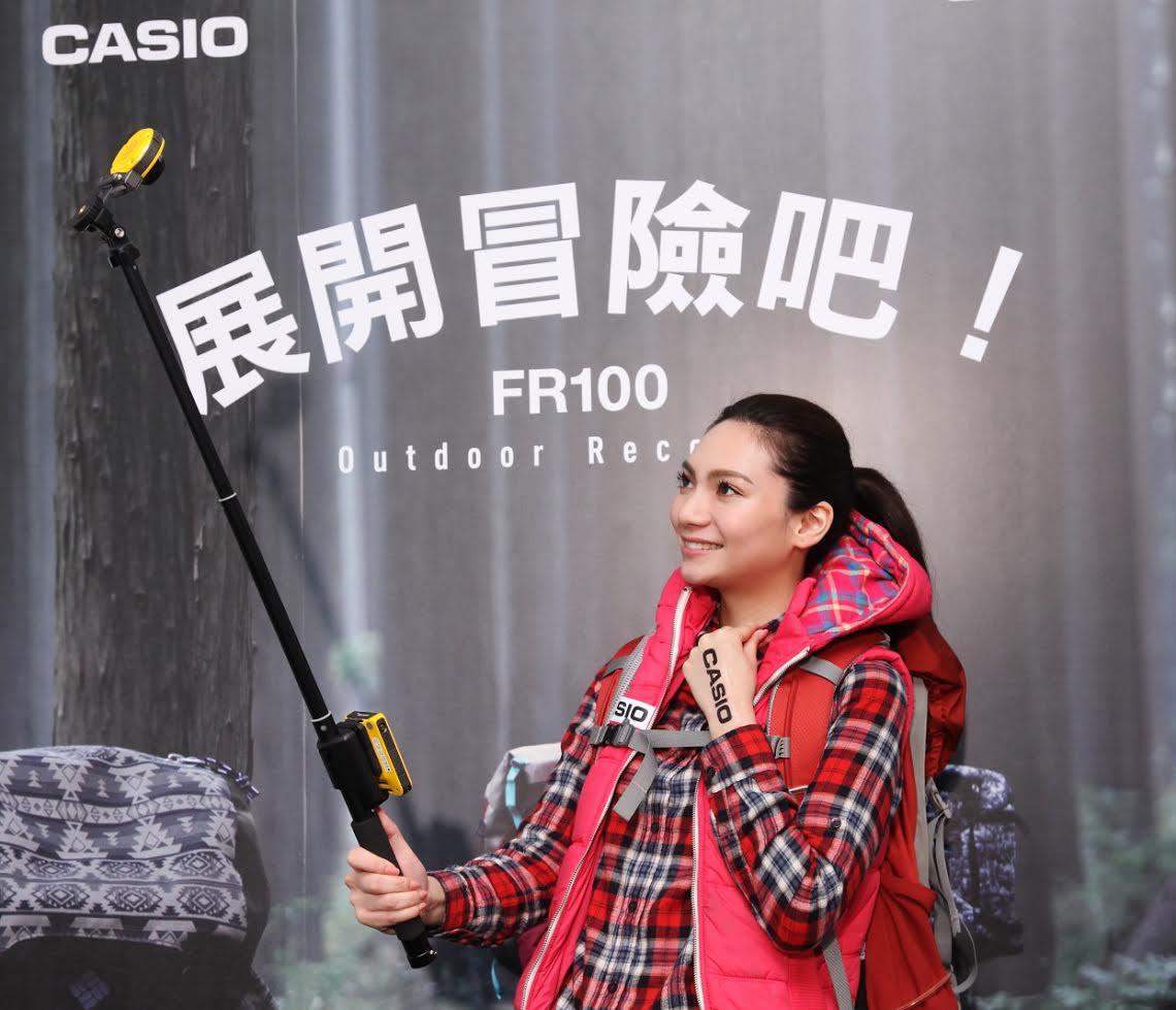 是卡西歐硬派創意相機 EX-FR100 在台推出這篇文章的首圖