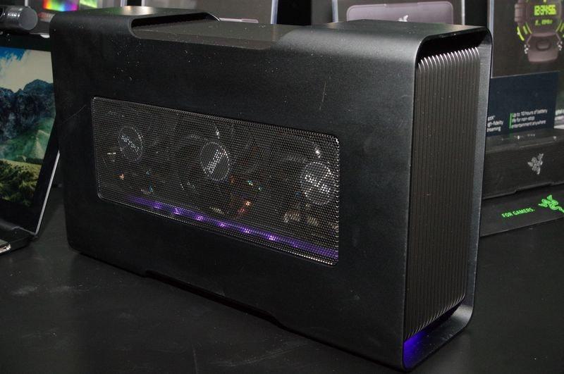 是Razer Core 外接 GPU 箱價格公布,且可用於它廠支援 Thunderbolt 3.0 介面電腦這篇文章的首圖