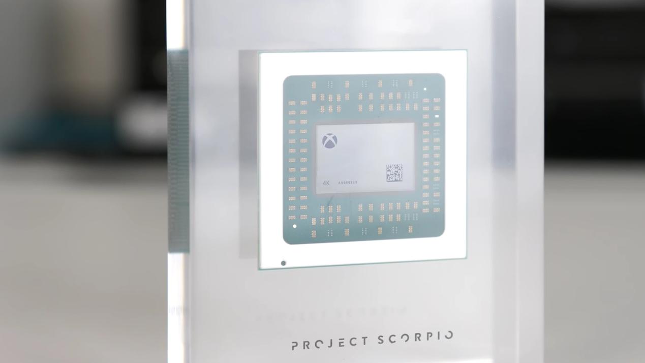 是微軟新 Xbox Project Scorpio 架構曝光,不是 Ryzen 核心也不是 RX480 GPU這篇文章的首圖