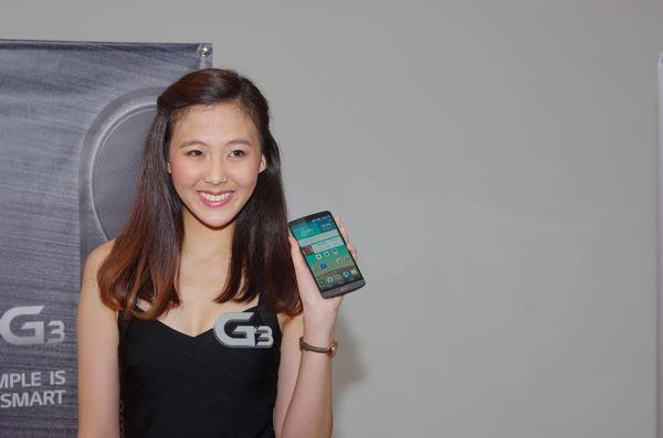 是首款一線大廠 QHD 螢幕手機快速體驗, LG G3 動手玩(補上相機晴天拍攝效果)這篇文章的首圖