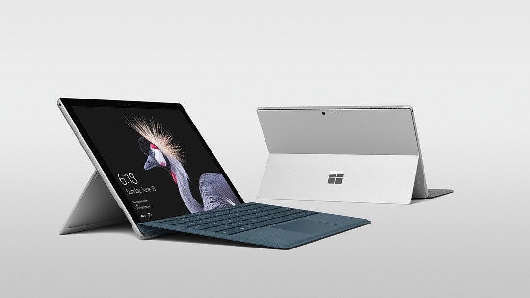 是從細部機構著手,更輕薄的新 Surface Pro 發表,同時推出號稱宛若在 Moleskine 筆記本書寫手感的新 Surface Pen這篇文章的首圖
