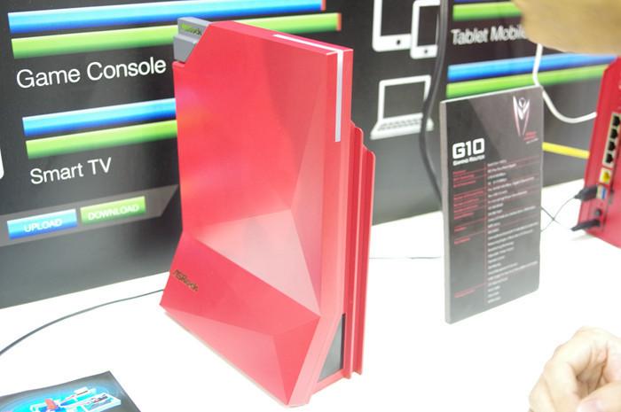 是Computex 2015 :以電競之名作為糖衣,實際上功能多到爆的華擎 802.11ac 無線路由器 G10這篇文章的首圖