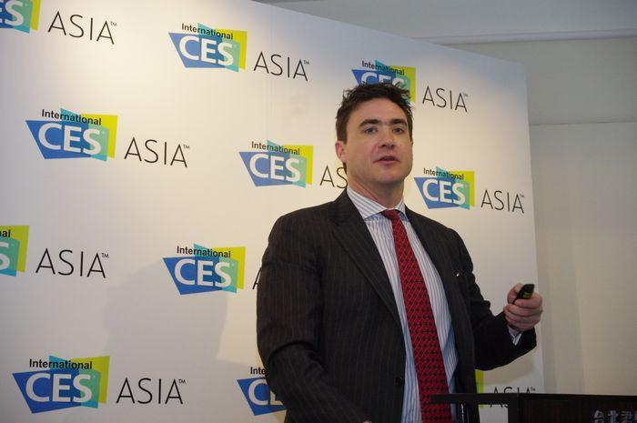 是CES 亞洲展會總監談 CES Asia :呼應夥伴進軍亞太需求將 CES 移師亞洲這篇文章的首圖