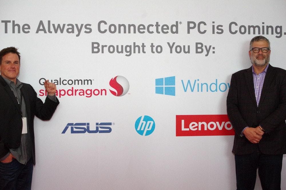 是Computex 2017 : 高通攜手微軟打造 Windows 10 on Snapdragon 835 ,帶來全天聯網與不受限的高效能這篇文章的首圖
