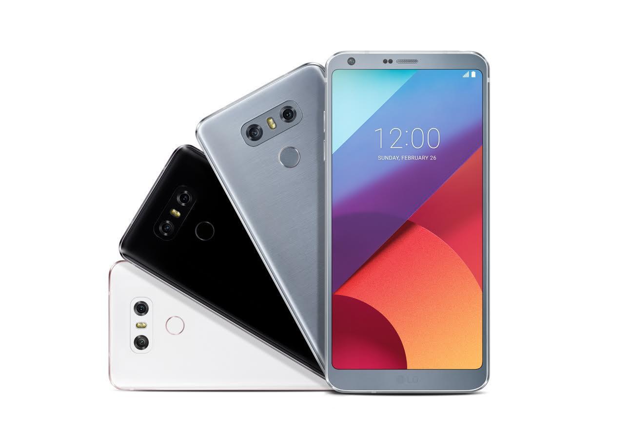 是MWC 2017:標榜一手可掌握的最大螢幕,主打 FullVision 設計的 LG G6 正式發表這篇文章的首圖