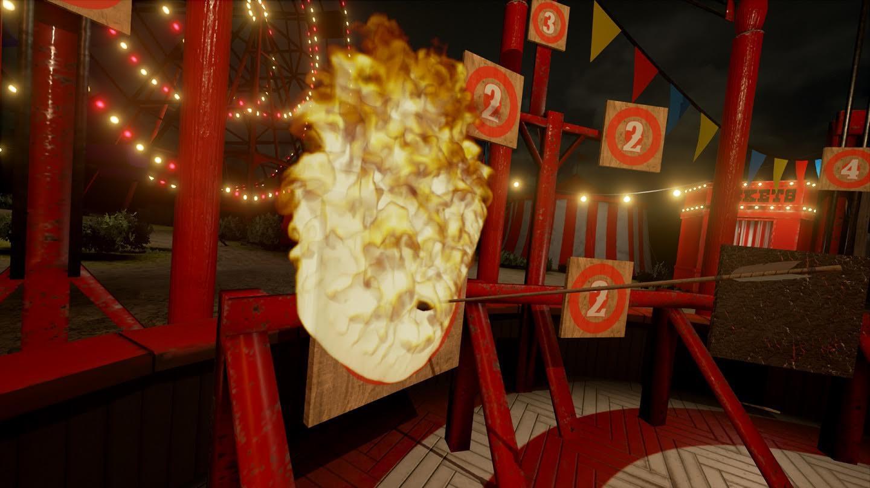 是快來感受遊樂園的氣氛吧, NVIDIA 首款遊戲 VR Funhouse 正式於 STEAM VR 上架這篇文章的首圖