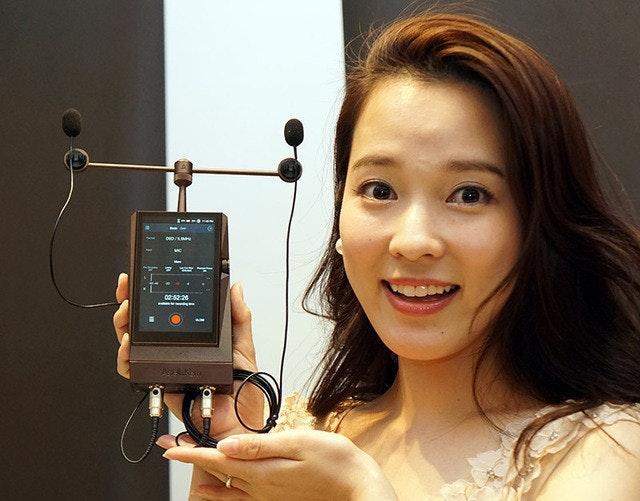 是A&K 在日本耳機祭展出錄音套件,能錄製 32bit 384kHz PCM 格式與 DSD 5.6MHz 格式這篇文章的首圖