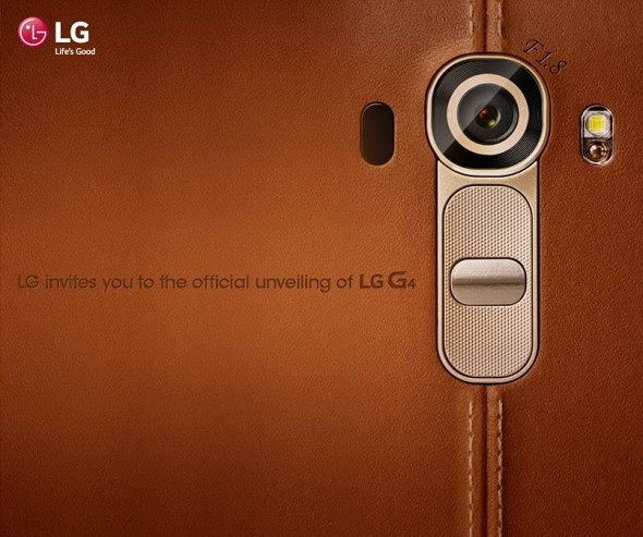 是LG G4 釋出預告,主打 IPS Quantum Display 螢幕顯示這篇文章的首圖