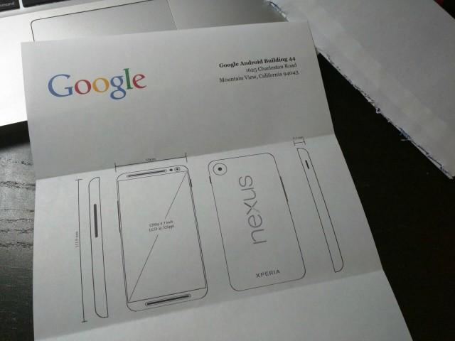 是Sony 將為 Google 代工 Xperia 手機?傳一份含規格的概念設計圖文件曝光這篇文章的首圖