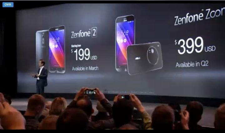 是CES 2015 :華碩發表具備 4GB RAM 的新一代 ZenFone 2 以及具 3 倍變焦的 ZenFone Zoom這篇文章的首圖