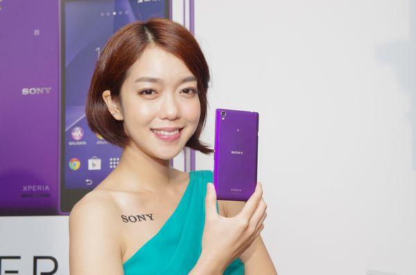 是Sony LTE 全頻旗艦機種 Xperia Z2a 與最薄 5.3 吋 LTE 機種 T3 預計七月在台推出這篇文章的首圖