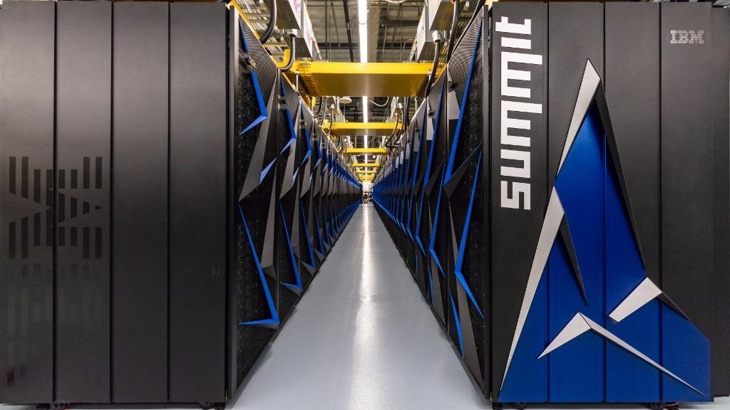 Oak Ridge National Laboratory, Summit, Supercomputer, FLOPS, Technology, Computer, IBM, , , Nvidia, Supercomputer, product, technology