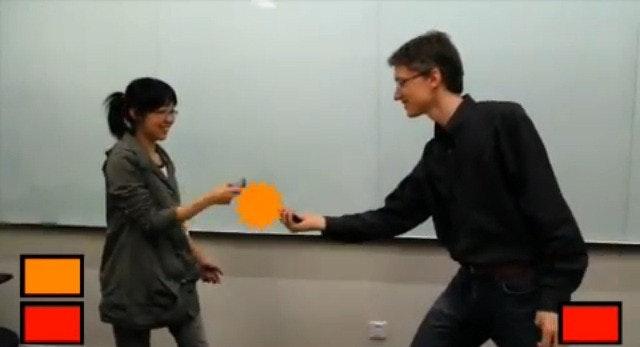 是微軟新研究:以手機為劍來場真正的決鬥吧!這篇文章的首圖