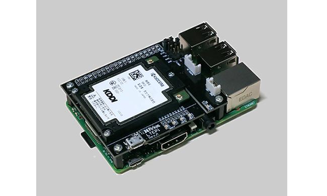 是以 M2M 、 IoT 應用開發為目標客群,樹莓派專用 4G 模組 LTEPi 登場這篇文章的首圖