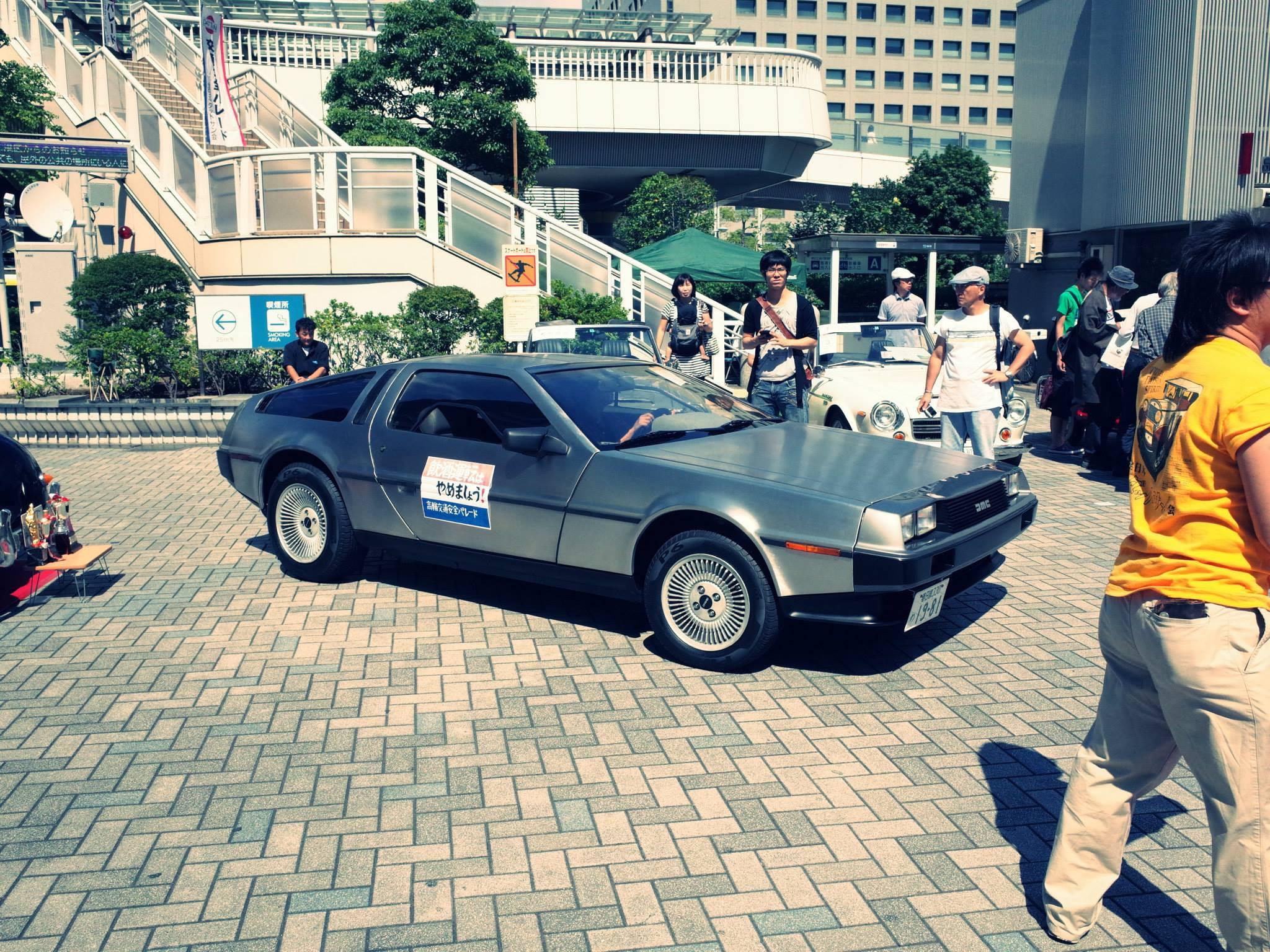 是雖然馬蒂沒有在 2015 年與博士出現,不過 DeLorean 將於 2017 年再度生產這篇文章的首圖