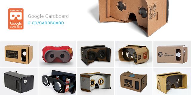 是望使更多人輕鬆體驗 VR 的世界, Google 推出 Works with Cardboard 計畫這篇文章的首圖
