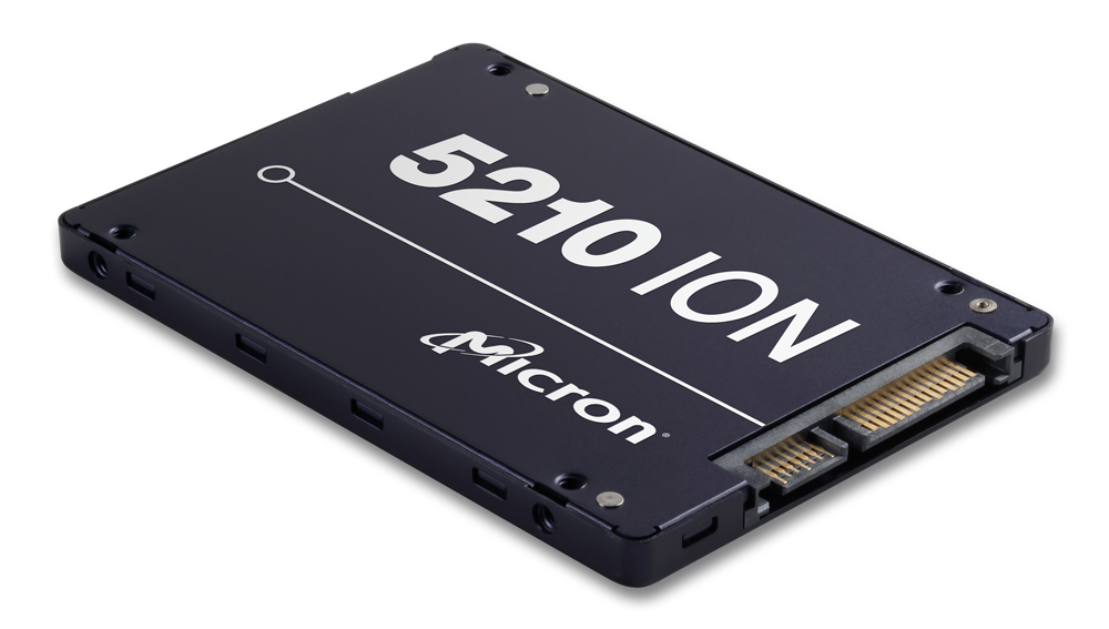 , Micron Technology, Solid-state drive, NAND-Flash, Serial ATA, Flash memory, Hard Drives, Controller, NAND gate, IOPS, micron 5200, electronic device, data storage device, technology, computer component, electronics accessory, flash memory, electronics, hard disk drive, hardware, product