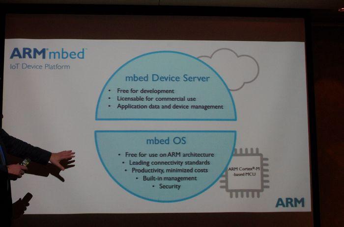 是ARM 為深入物聯網產業開發者,在台北舉辦 mbed Open 活動這篇文章的首圖