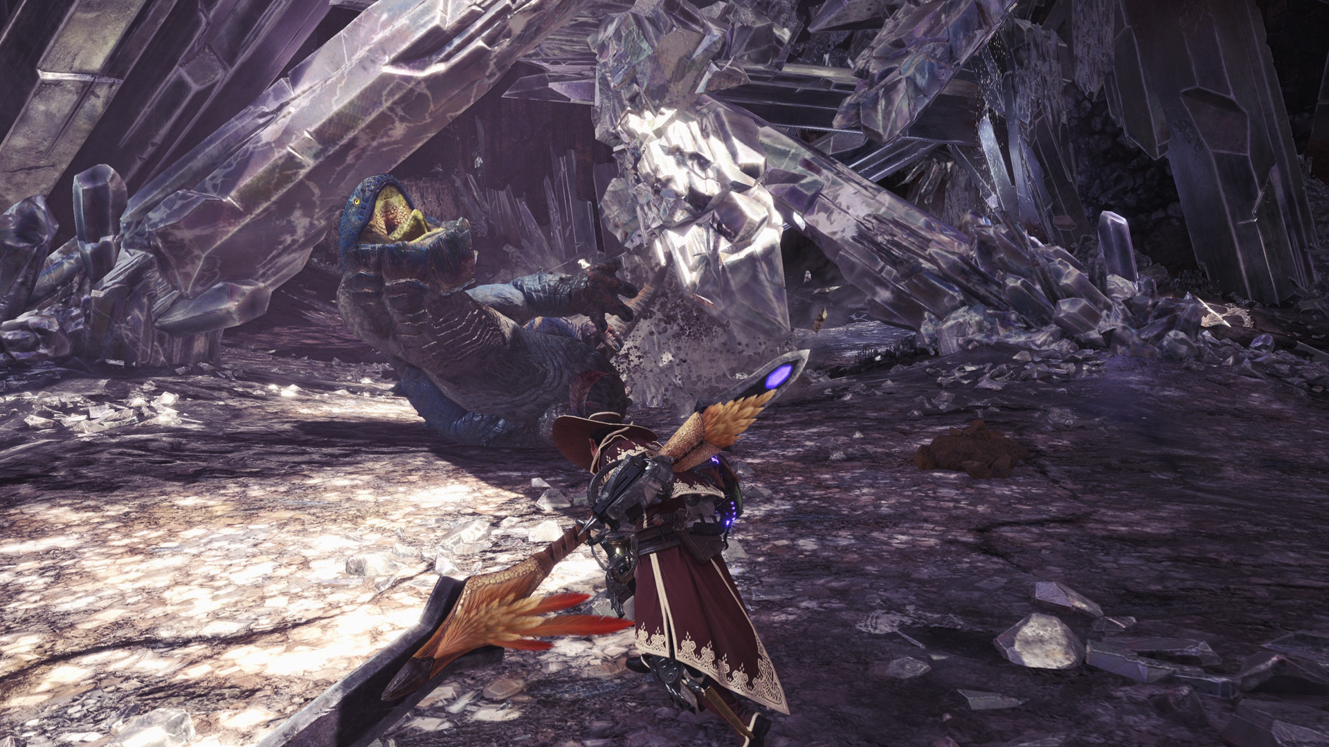 Monster Hunter: World, Steam, PlayStation 4, Game, , PC game, Capcom, Role-playing game, Video game, Action role-playing game, Monster Hunter: World, screenshot, geological phenomenon, pc game, formation