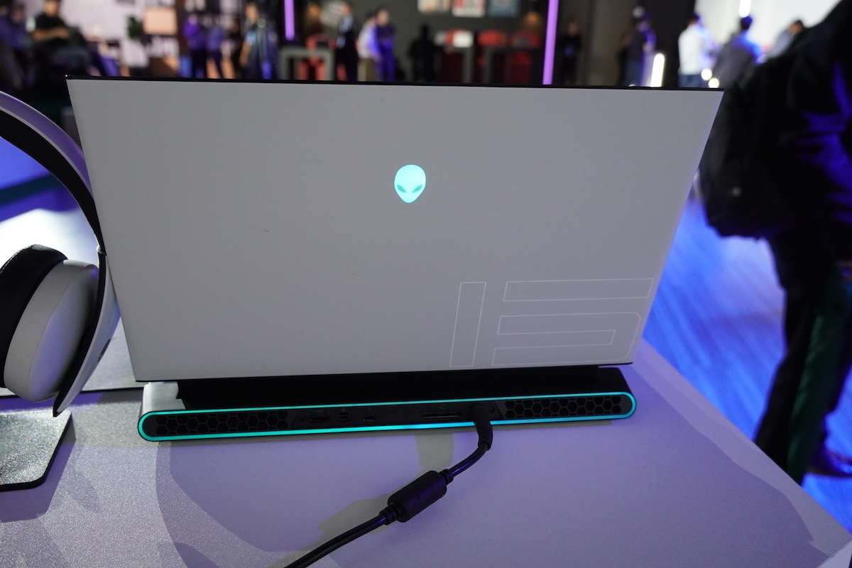 """Computex, Laptop, Alienware, , Dell, , Display device, , Computer, Dell Alienware m17 Gaming 17,3"""" Full HD 144Hz, gadget, Gadget, Technology, Electronic device, Laptop, Personal computer, Display device, Computer, Netbook, Screen, Computer monitor"""