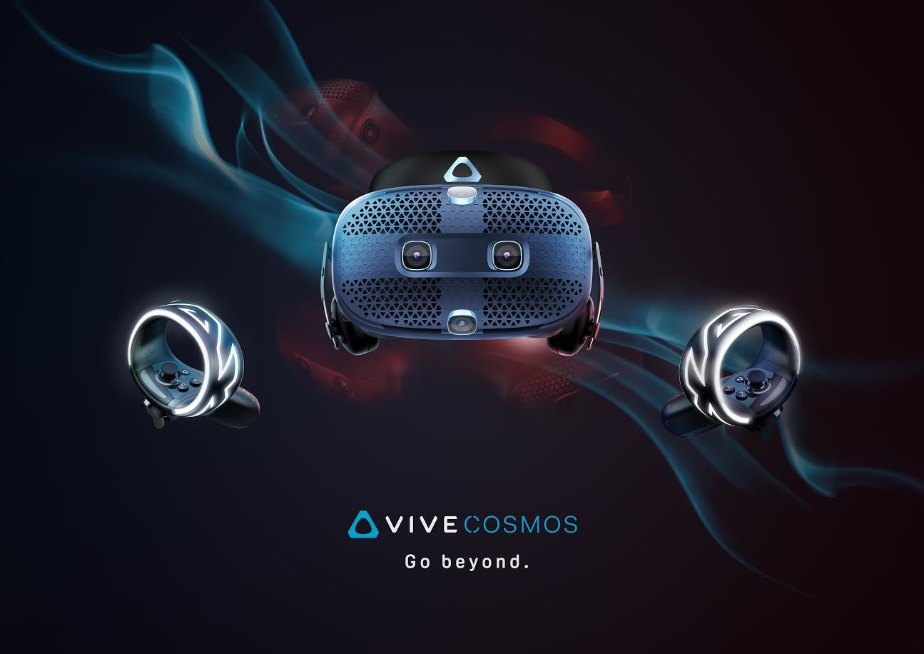 Virtual reality headset, HTC VIVE Pro Eye - Virtual reality headset w/ 2 microphones, HTC Vive Pro HMD, HTC Vive Virtual Reality Headset, Virtual Reality, CES, Head-mounted display, HTC, , Siggraph, vive cosmos release date, Vehicle, Automotive design, Car, Graphic design, Advertising, Custom car