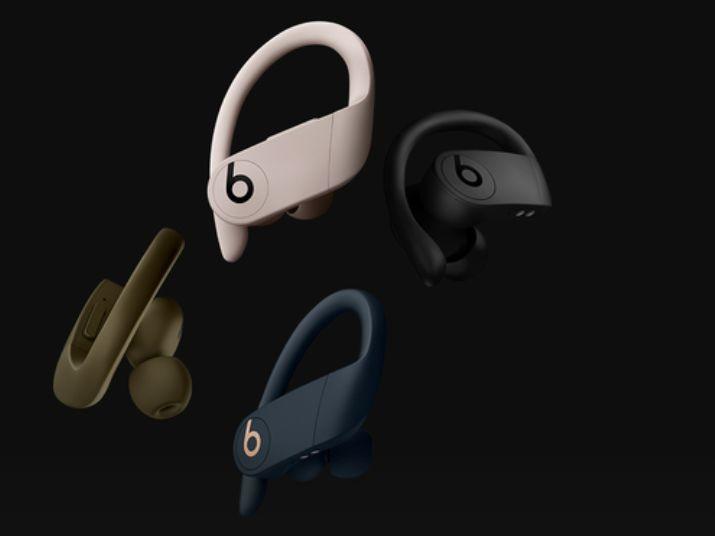 Headphones, AirPods, Beats Electronics, Beats Powerbeats, Apple, , Wireless, AirPower, Apple W1, Apple Watch, headphones, Product, Headset, Ear, Headphones, 3d modeling, Technology, Gadget, Electronic device, Security, Audio equipment