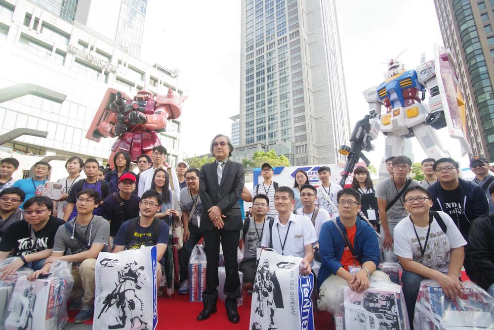 Gundam, Zhonghe District, 瘾科技, Wuqi District, Mobile Suit Gundam, Longjing District, Gundam model, Information, District, Gundam, event, People, Event, Crowd, City, Team, Tourism