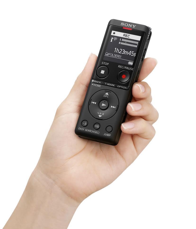 照片中提到了SONY、REC、LI,包含了索尼icd px470、帶有USB ICDPX370的索尼數字錄音機、聽寫機、翻新的帶有內置USB的Sony ICDPX370單聲道數字錄音機、索尼公司