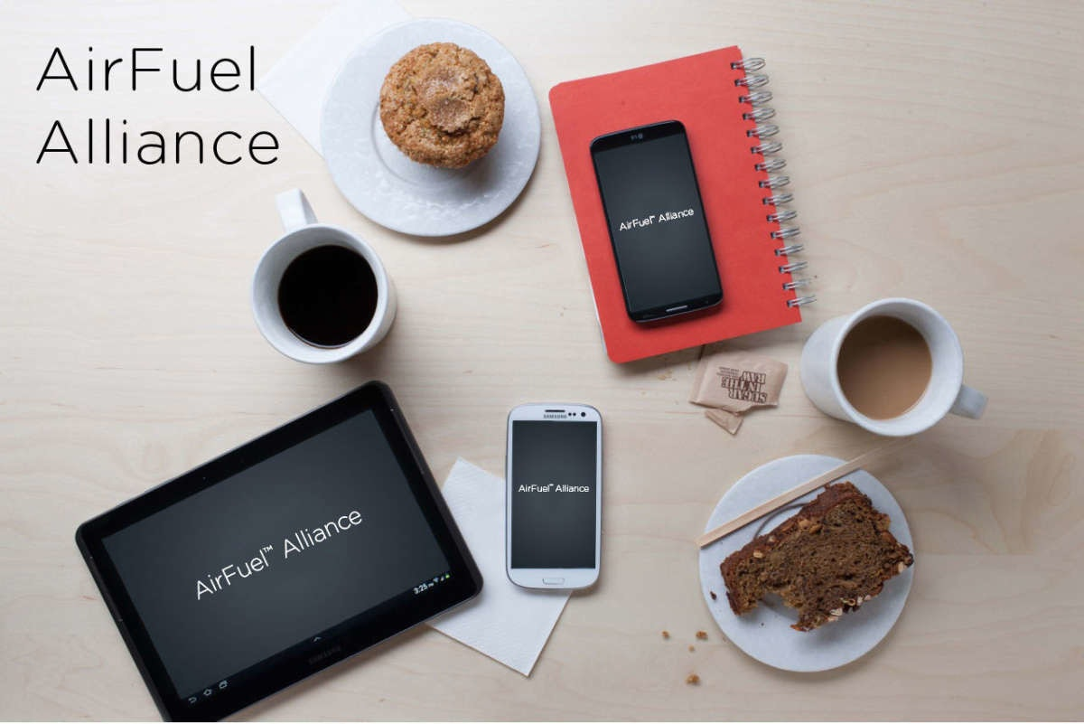 Battery charger, Inductive charging, Power Matters Alliance, Rezence, Qi, Wireless power transfer, Wireless, Wireless Power Consortium, , The Alliance for Wireless Power, airfuel wireless charging, Gadget, Cup, Cup, Electronic device, Food, Brand, Coffee cup