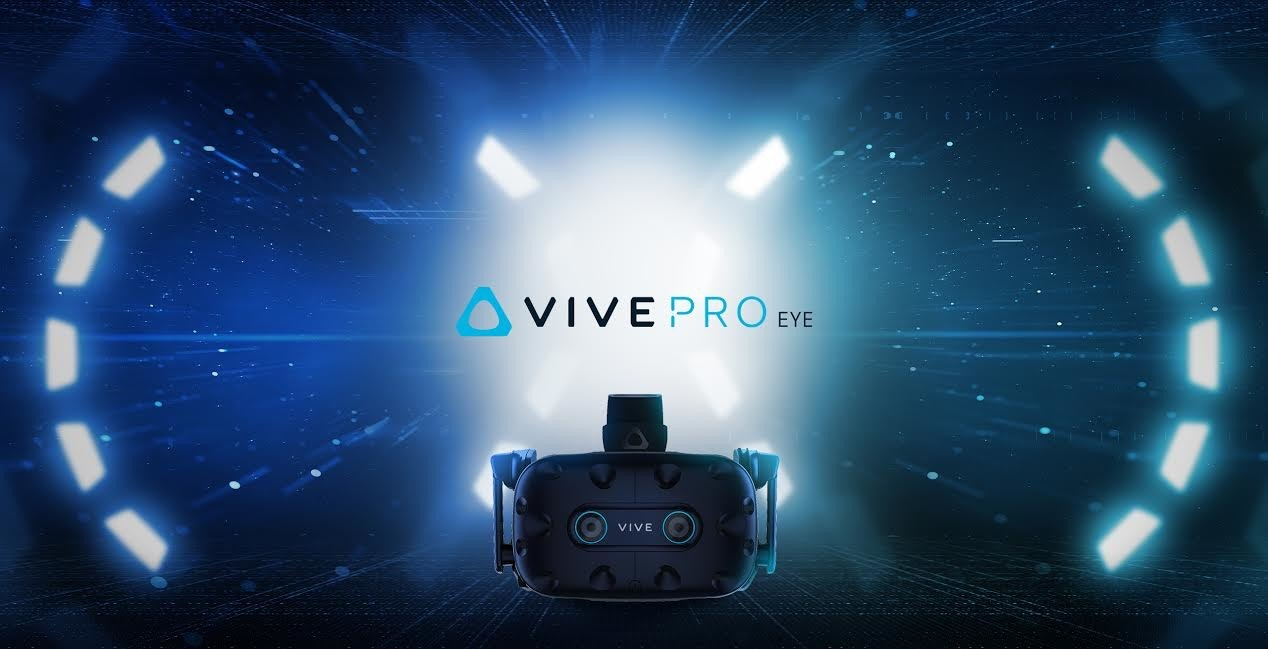 Virtual reality headset, , HTC, HTC S, HTC Vive Virtual Reality Headset 99HALN002-00, Virtual reality, HTC Vive Pro, CES, Augmented reality, Room scale, HTC Vive, Light, Sky, Visual effect lighting, Lighting, Space, Design, Technology, Font, Screenshot, Animation