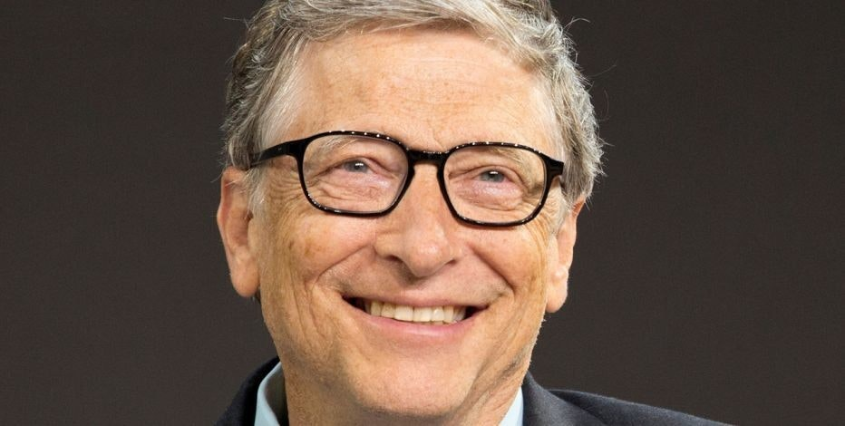 Bill Gates, Bill & Melinda Gates Foundation, Billionaire, Chief Executive, Philanthropist, , Microsoft Corporation, , Technology, Person, Bill Gates, Glasses, Forehead, Eyewear, Wrinkle, Smile, Businessperson