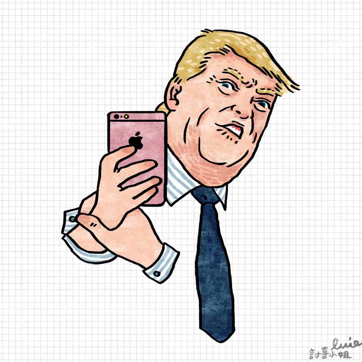 Comics, , News, 瘾科技, Illustration, Cartoon, Text, iPhone, Boycott, Information, cartoon, Cartoon, Illustration, Finger, Thumb, Gesture, Pleased, Art
